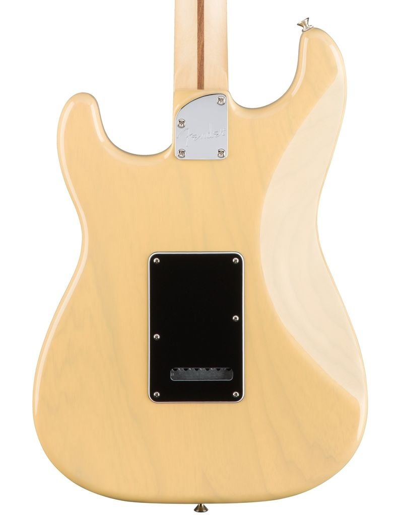 Fender Deluxe Strat Electric Guitar-Vintage Blonde