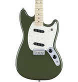 Fender Mustang Electric Guitar-Olive
