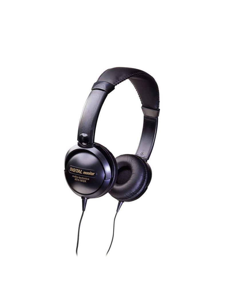 Audio Technica ATH-M3X Closed-back Headphones
