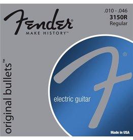 Fender Original Bullet™ 3150R, Pure Nickel, Gauges .010-.046