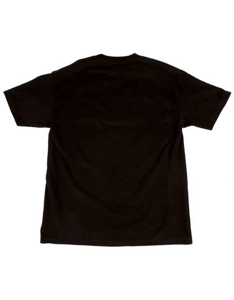 Fender Custom Shop Original Logo T-Shirt, Black, L