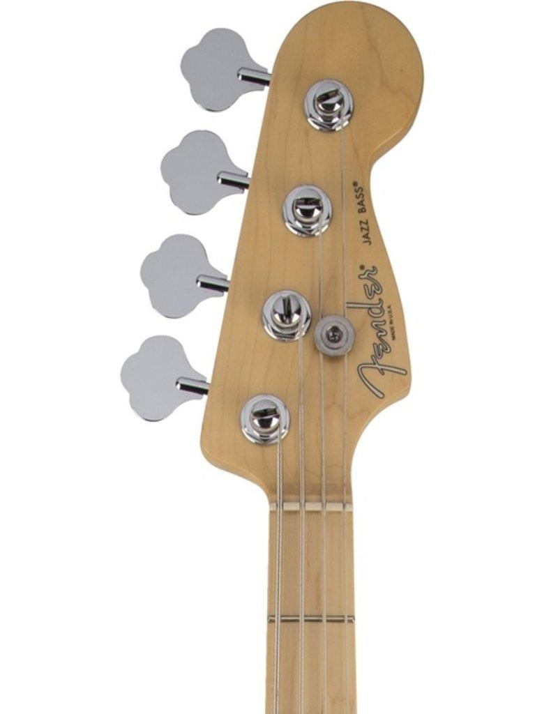 Fender American Standard Jazz Bass®, Maple Fingerboard, Black