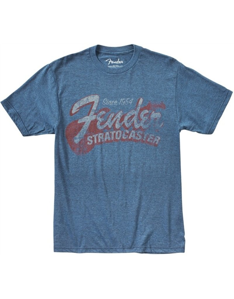 Fender Fender® Since 1954 Strat T-Shirt, Blue, XXL
