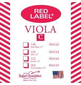 "Red Label Viola C INT 14"""""