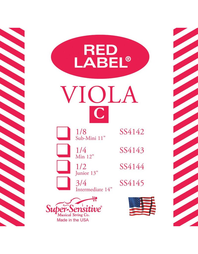 Red Label Viola C INT 14""""