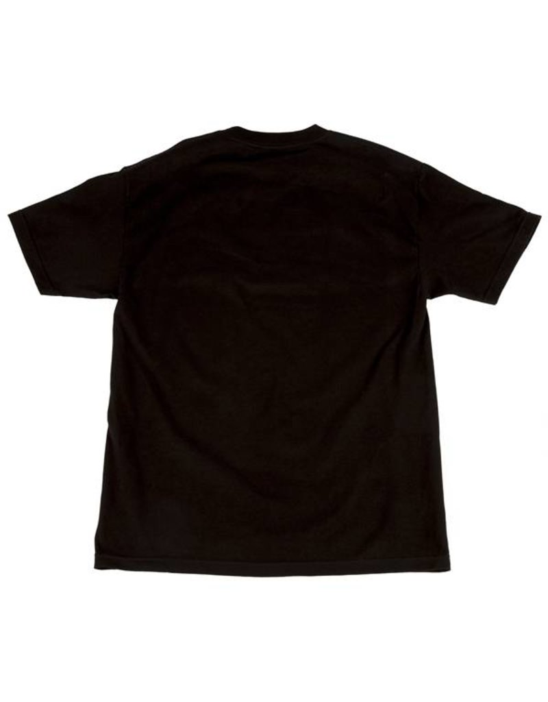 Fender Custom Shop Original Logo T-Shirt, Black, M