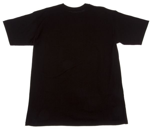 Fender Logo T-Shirt, Black, M