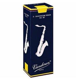 Vandoren Tenor Saxophone <br />#3 Reeds<br />(Box of 5 Reeds)