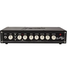 Fender Rumble™ 500 Head (V3), 120V, Metallic Black