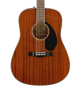 Fender CD-60S All Mahogany, Natural