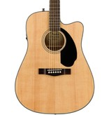 Fender Fender CD-60SCE Acoustic-Electric Guitar - Natural