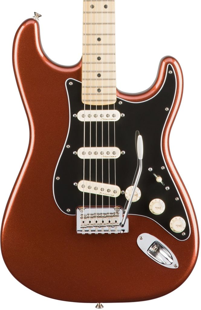 Fender Fender Deluxe Roadhouse Stratocaster - Classic Copper