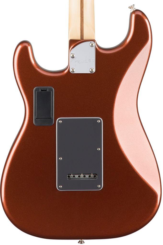Fender Deluxe Roadhouse Stratocaster®, Maple Fingerboard, Classic Copper