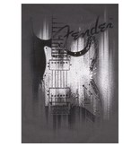 Fender Fender® Airbrushed Strat T-Shirt, Gray, XXL