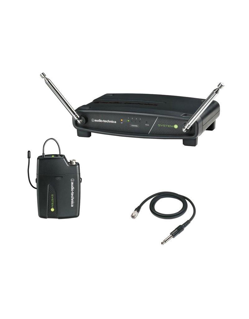Audio Technica System 9 VHF Guitar Wireless System