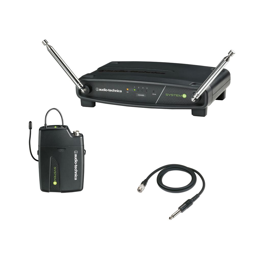 Audio Technica System 9 VHF Guitar Wireless System