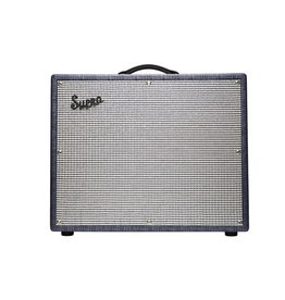 Supro Rhythm Master 1x15 Trem/Verb All Tube Combo Guitar Amp
