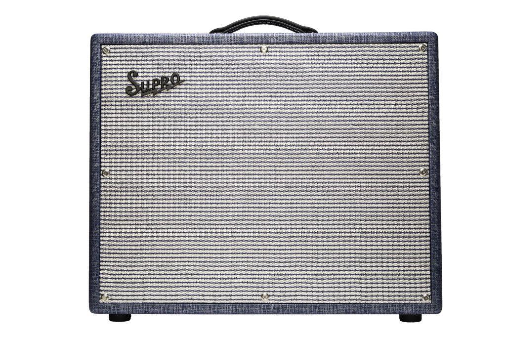 Supro Rhythm Master 1x15 Trem/Verb All Tube Combo Guitar Amp