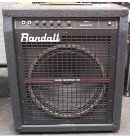 "Used Randall RB100 Road Warrior 100w Bass Amp w/ 15"" Speaker"