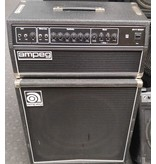Used Ampeg SVT-200T Head And 1x18 Cabinet