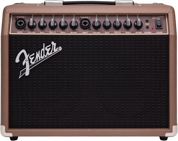 Fender Acoustasonic™ 40, 120V