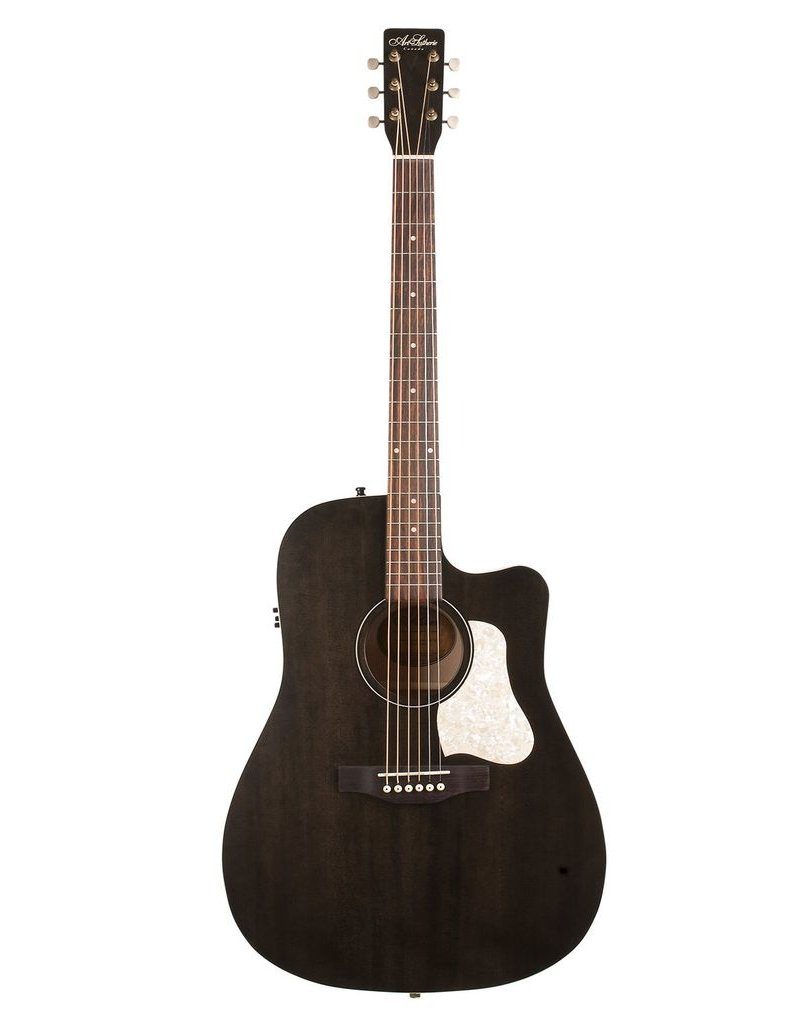Art & Lutherie Art & Lutherie Americana Faded Black CW QIT