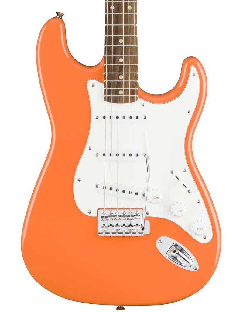 Fender Fender Squier Affinity Strat- Competition Orange