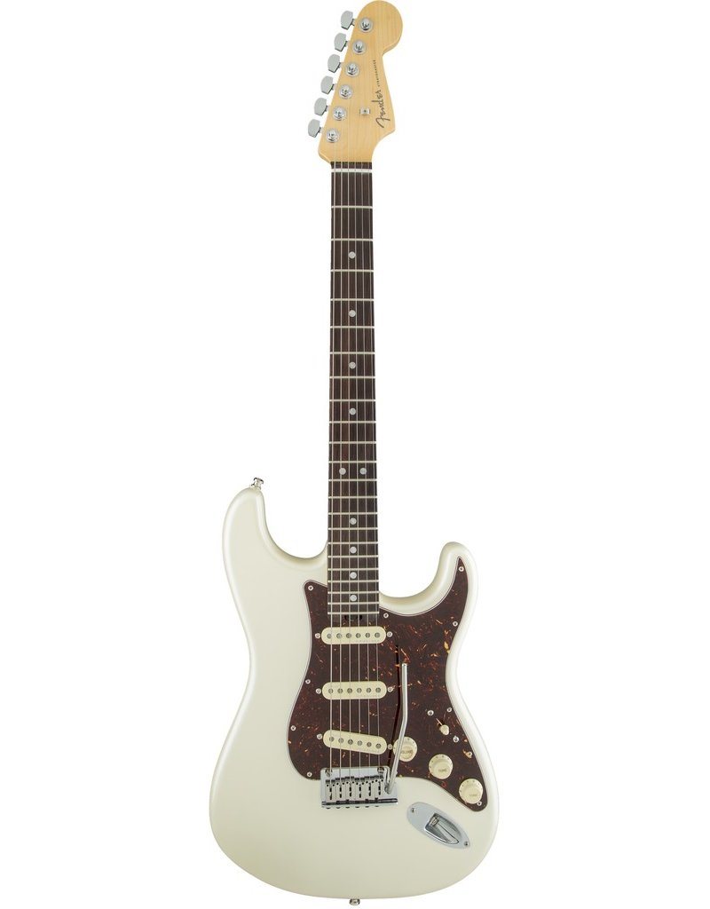 Fender American Elite Stratocaster - Olympic Pearl