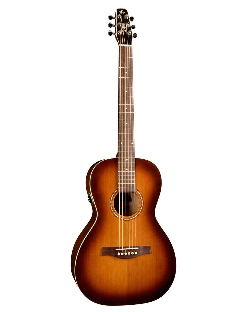 Seagull Seagull Entourage Rustic Grand QI Acoustic-Electric Guitar