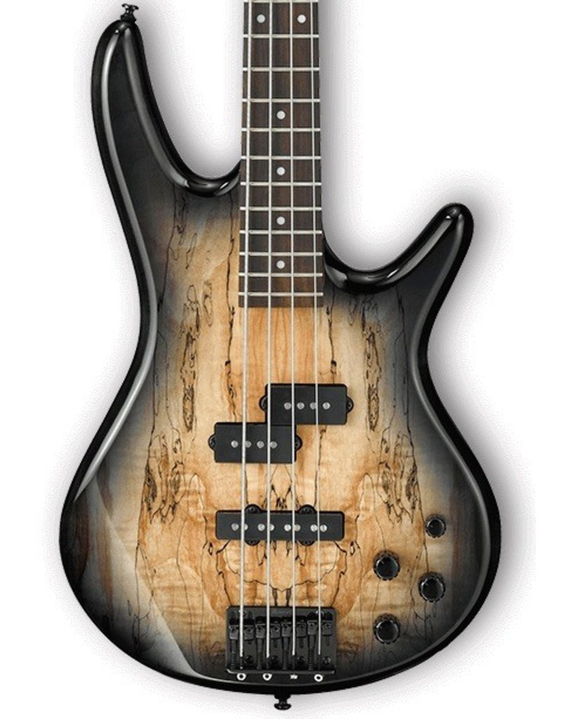 Ibanez Gio GSR200 Electric Bass - Natural Gray Burst