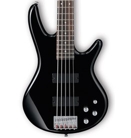 Ibanez GSR205 Gio 5-String Electric Bass Guitar - Black
