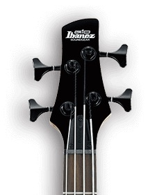 Ibanez Ibanez GSR200BL-WNF Lefty Bass Guitar-Walnut Flat