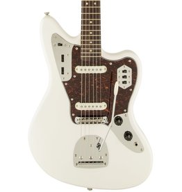 Squier Vintage Modified Jaguar®, Rosewood Fingerboard, Olympic White