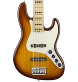Fender Fender American Elite Jazz Bass V Tobacco Burst