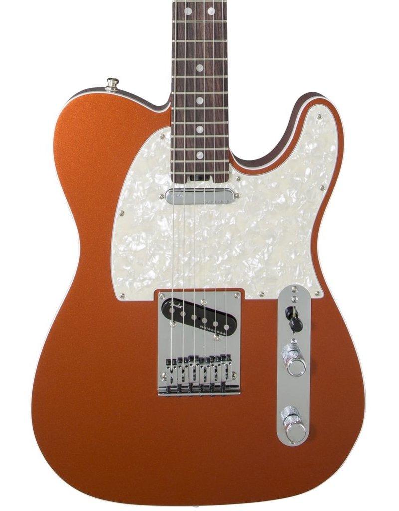 Fender Fender American Elite Telecaster Autumn Blaze Metallic
