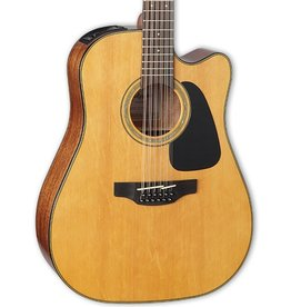 Takamine GD30CE-12 12-string Dreadnought w/Cutaway - Natural