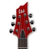 ESP LTD H-101 Electric Guitar - See Thru Red