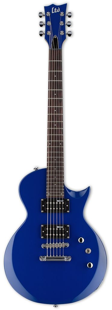 ESP LTD EC-10 Electric Guitar - Blue