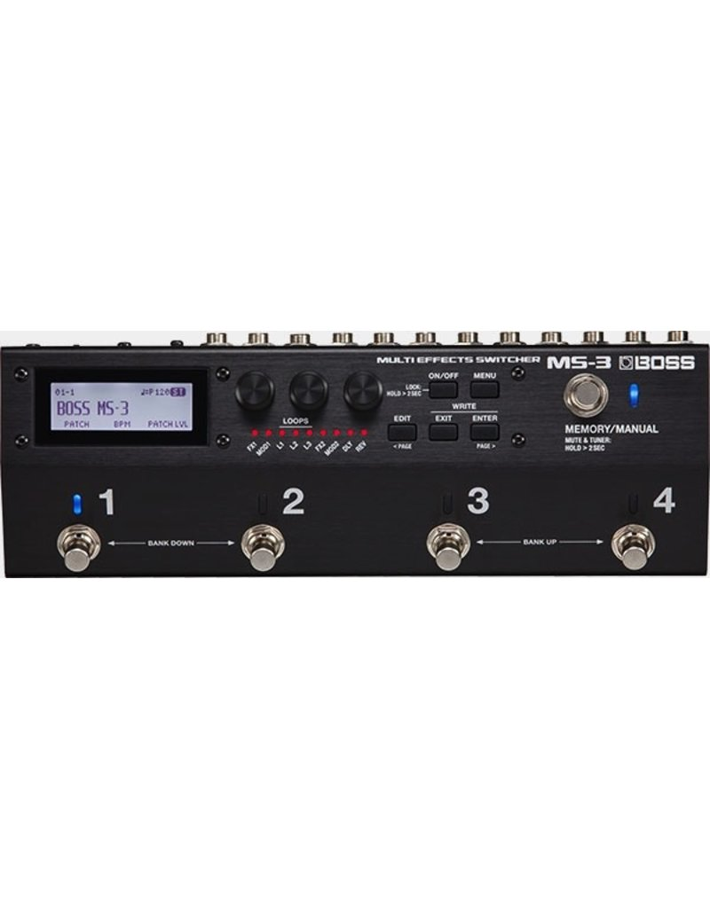 Roland Boss Multi-Effects Switcher Pedal