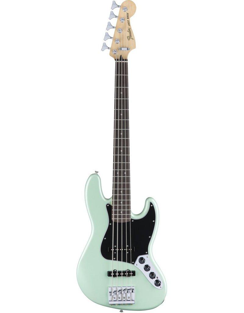 Fender Fender DELUXE ACTIVE JAZZ BASS® V- Surf Pearl