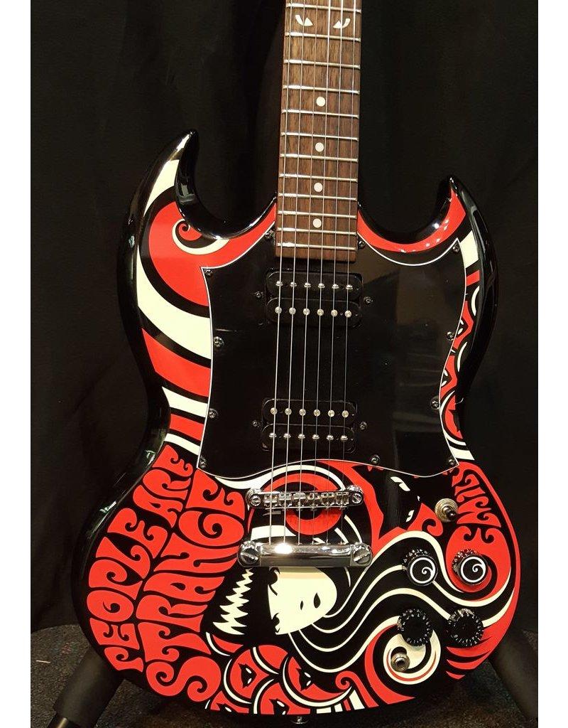 Used Epiphone Emily The Strange SG Electric Guitar