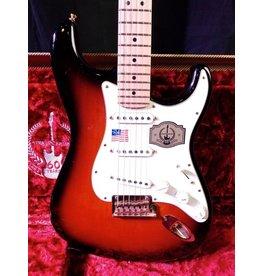 Fender Used Fender 60th Anniversary American Standard Strat- 2 Color Sunburst w/ Original Tweed Hardshell Case