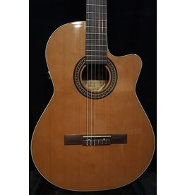 Demo La Patrie Concert CW QI Classical Acoustic-Electric Guitar