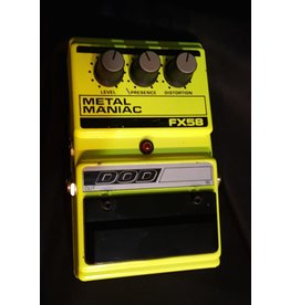 Used DOD FX58 Metal Maniac- Made in USA