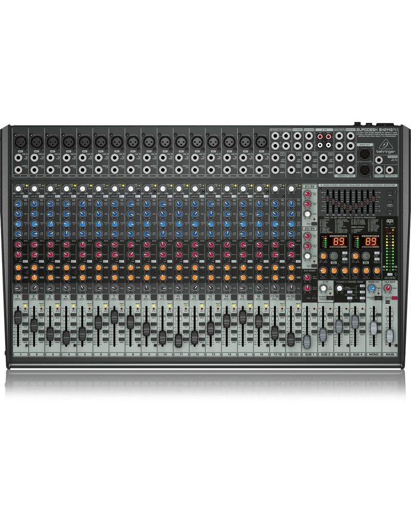 Behringer SX2442FX 24 Input 4-Bus Studio/Live Mixer