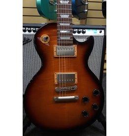 Used Gibson Les Paul Studio Les Paul 100 - Sunburst w/ Gibson Gold Molded Case