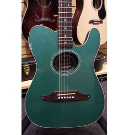 Fender Used Fender Telecoustic Acoustic/Electric - Sherwood Green