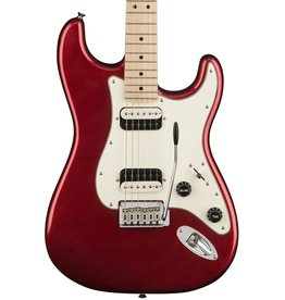 Squier Contemporary Stratocaster® HH, Maple Fingerboard, Dark Metallic Red