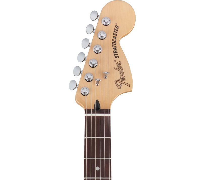 Fender Deluxe Stratocaster®, Pau Ferro Fingerboard, 2-Color Sunburst