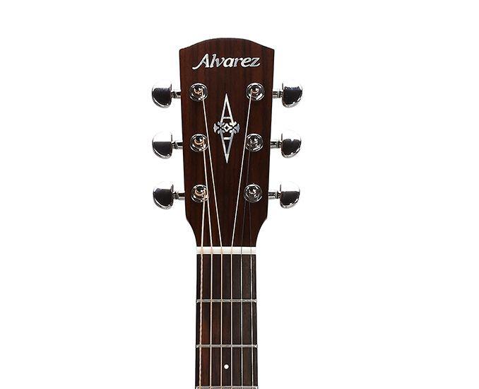 Alvarez AF30CE OM/Folk Electric w/ Cutaway, EQ & Tuner